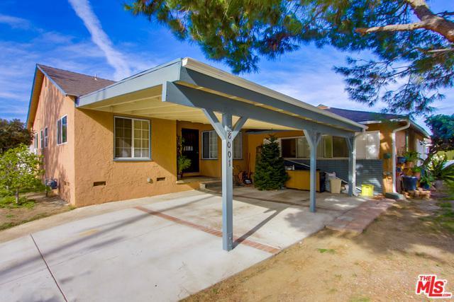 8001 Genesta Avenue, Van Nuys, CA 91406 (MLS #18347036) :: Hacienda Group Inc
