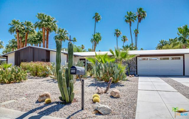 206 N Burton Way, Palm Springs, CA 92262 (MLS #18347444PS) :: Brad Schmett Real Estate Group