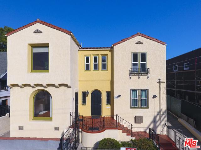 246 N Park View Street, Los Angeles (City), CA 90026 (MLS #18347474) :: Team Wasserman