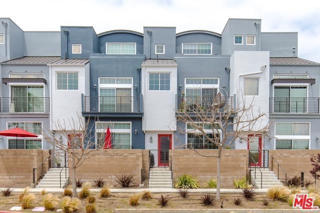 5300 Playa Vista Drive #15, Playa Vista, CA 90094 (MLS #18347904) :: The John Jay Group - Bennion Deville Homes