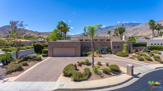 825 Snapdragon Circle, Palm Springs, CA 92264 (MLS #18348750PS) :: Brad Schmett Real Estate Group