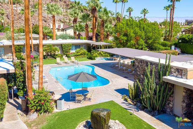 601 W Arenas Road, Palm Springs, CA 92262 (MLS #18348888PS) :: Brad Schmett Real Estate Group