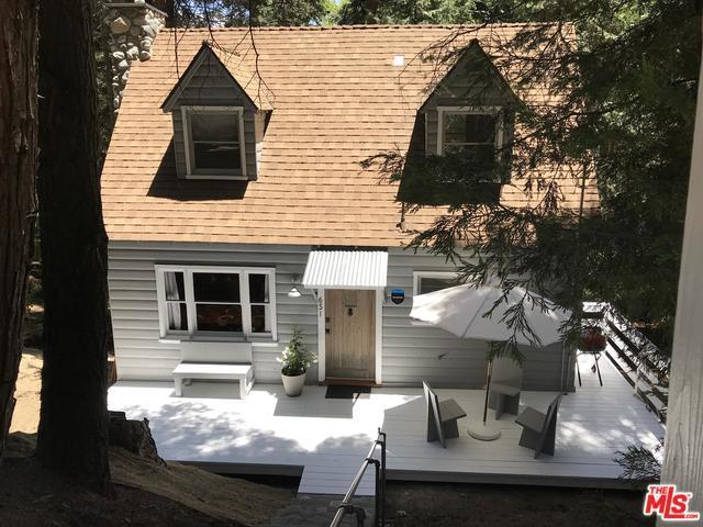 651 W W Victoria Court, Lake Arrowhead, CA 92352 (MLS #18349426) :: The John Jay Group - Bennion Deville Homes