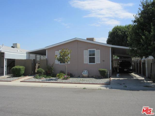 1301 Taft Highway #74, Bakersfield, CA 93307 (MLS #18349606) :: Hacienda Group Inc