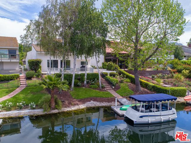 3813 Mainsail Circle, Westlake Village, CA 91361 (MLS #18349812) :: Hacienda Group Inc