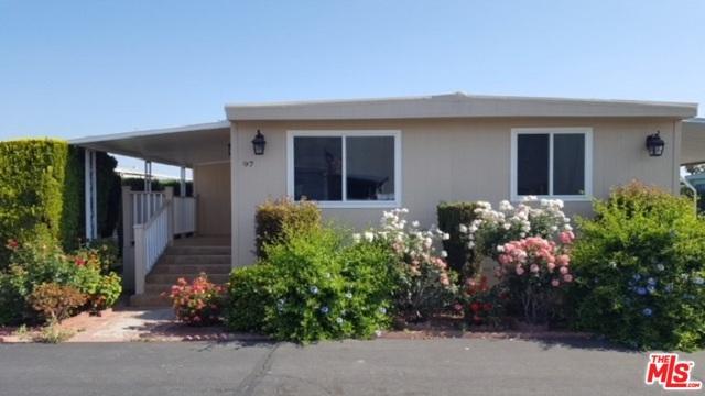 8901 Eton #97, Canoga Park, CA 91304 (MLS #18350584) :: Hacienda Group Inc