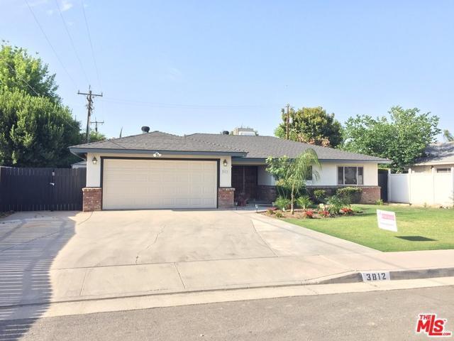 3812 Alum, Bakersfield, CA 93309 (MLS #18350622) :: Hacienda Group Inc