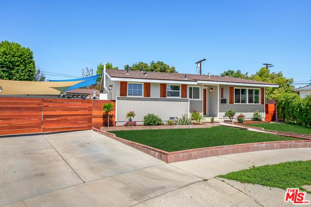 7943 Driscoll Avenue, Lake Balboa, CA 91406 (MLS #18350910) :: Hacienda Group Inc
