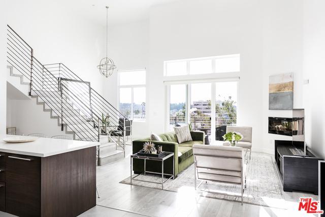 118 S Kenwood Street #505, Glendale, CA 91205 (MLS #18351052) :: The John Jay Group - Bennion Deville Homes