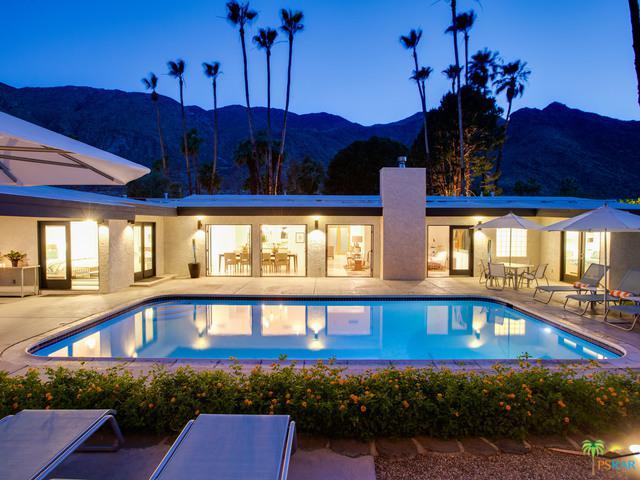 834 N Rose Avenue, Palm Springs, CA 92262 (MLS #18351254PS) :: Brad Schmett Real Estate Group