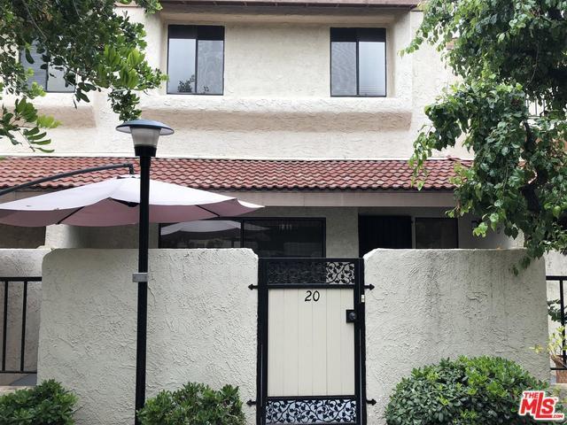 6027 Lindley Avenue #20, Tarzana, CA 91356 (MLS #18351710) :: Hacienda Group Inc
