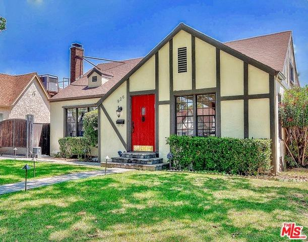 926 N Cordova Street, Burbank, CA 91505 (MLS #18351846) :: Hacienda Group Inc