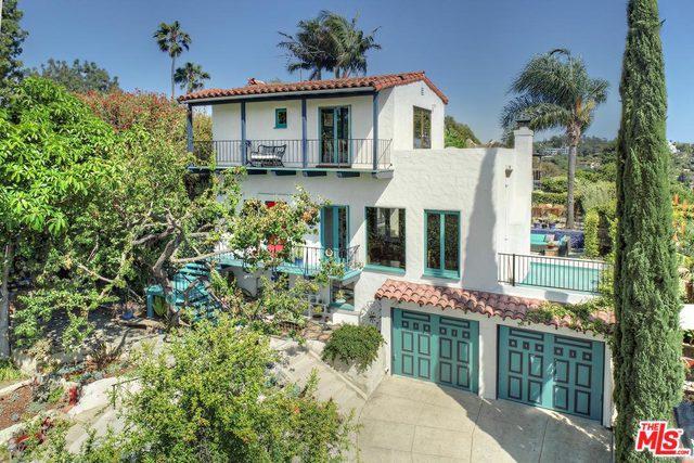 2516 Silver Lake Terrace, Los Angeles (City), CA 90039 (MLS #18351984) :: Hacienda Group Inc
