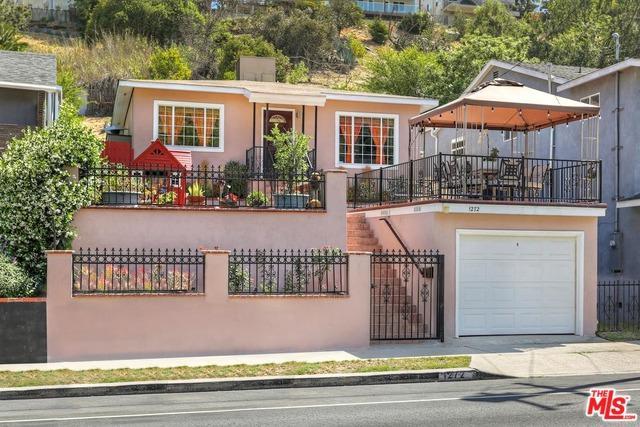 1272 El Paso Drive, Los Angeles (City), CA 90065 (MLS #18351998) :: Hacienda Group Inc