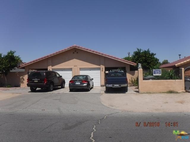 33220 Via De Anza, Cathedral City, CA 92234 (MLS #18352702PS) :: Hacienda Group Inc