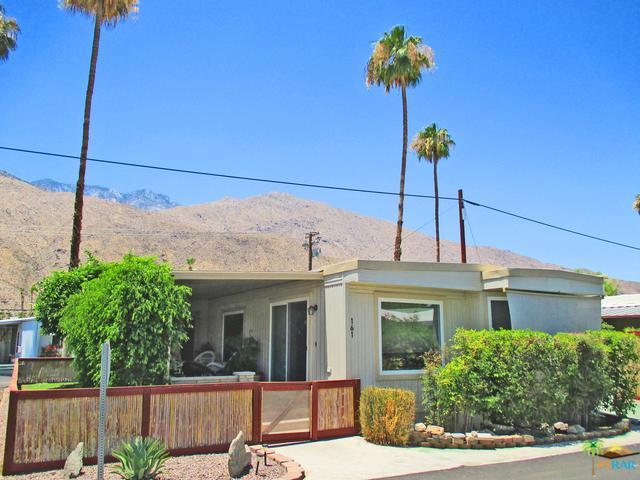161 Caravan St, Palm Springs, CA 92264 (MLS #18353018PS) :: Hacienda Group Inc