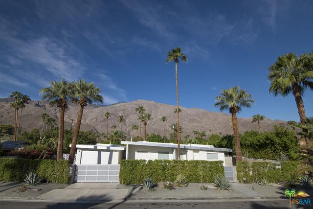 12 Warm Sands Place, Palm Springs, CA 92264 (MLS #18353148PS) :: Brad Schmett Real Estate Group