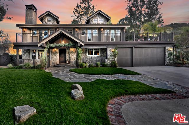 3725 Medea Creek Road, Agoura Hills, CA 91301 (MLS #18353668) :: Hacienda Group Inc