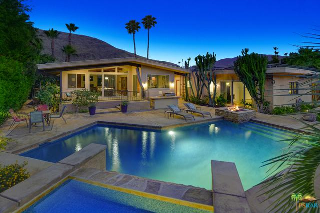 1680 E Murray Canyon Drive, Palm Springs, CA 92264 (MLS #18353822PS) :: Brad Schmett Real Estate Group
