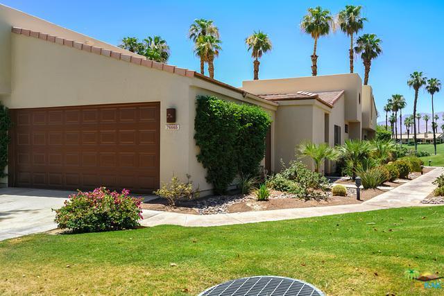 76665 Chrysanthemum Way #86, Palm Desert, CA 92211 (MLS #18354656PS) :: Hacienda Group Inc