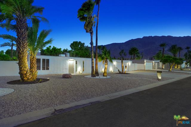 835 E Spencer Drive, Palm Springs, CA 92262 (MLS #18354666PS) :: Brad Schmett Real Estate Group