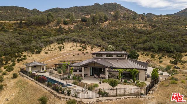 31216 Lobo Canyon Road, Agoura Hills, CA 91301 (MLS #18354896) :: Hacienda Group Inc