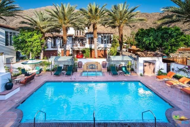 235 Calle La Soledad, Palm Springs, CA 92262 (MLS #18355094) :: The John Jay Group - Bennion Deville Homes