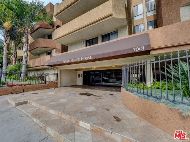 7001 S La Cienega Boulevard #215, Los Angeles (City), CA 90045 (MLS #18355120) :: Hacienda Group Inc