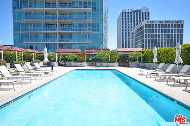 3785 Wilshire #1903, Los Angeles (City), CA 90010 (MLS #18355136) :: Hacienda Group Inc