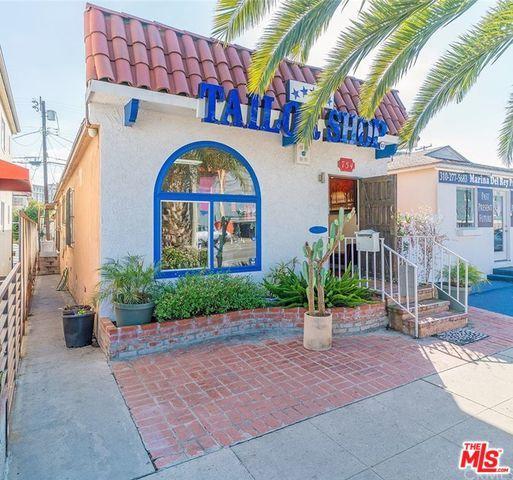 754 Washington, Marina Del Rey, CA 90292 (MLS #18355306) :: Hacienda Group Inc