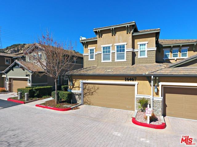 16467 W Nicklaus Drive #129, Sylmar, CA 91342 (MLS #18355530) :: Hacienda Group Inc