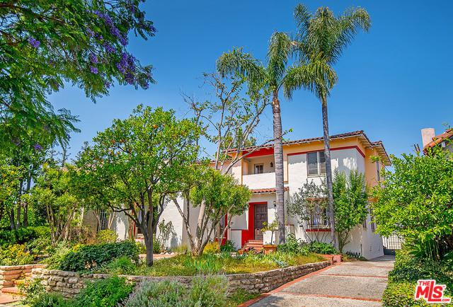 161 N Vista Street, Los Angeles (City), CA 90036 (MLS #18355748) :: Hacienda Group Inc