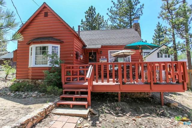 538 Wanita Lane, Big Bear, CA 92315 (MLS #18355824PS) :: The John Jay Group - Bennion Deville Homes