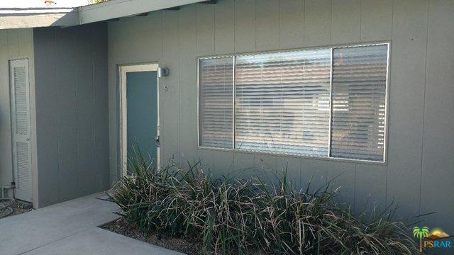 622 S Warm Sands Drive #6, Palm Springs, CA 92264 (MLS #18355856PS) :: The John Jay Group - Bennion Deville Homes