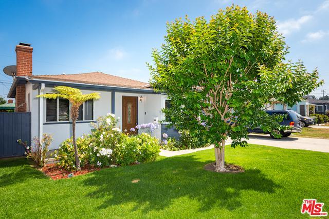 12316 Braddock Drive, Culver City, CA 90230 (MLS #18356202) :: Hacienda Group Inc