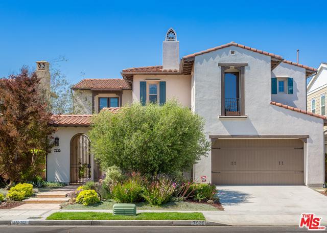 7535 W 80th Street, Los Angeles (City), CA 90045 (MLS #18356272) :: Hacienda Group Inc