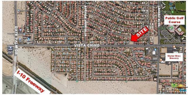 0 Vista Chino, Cathedral City, CA 92234 (MLS #18356346PS) :: Brad Schmett Real Estate Group