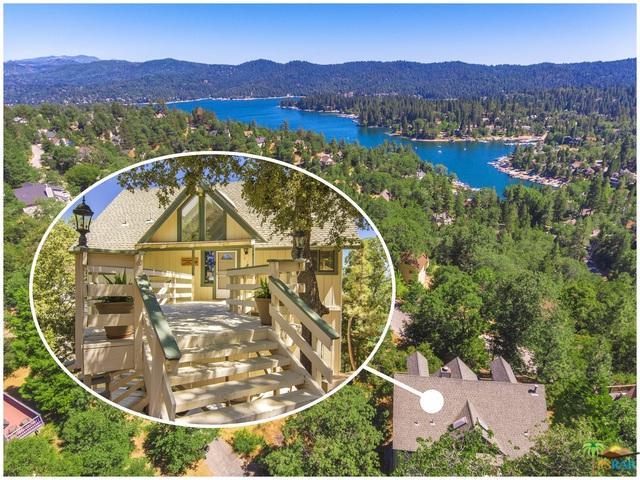 27632 Alpen Drive, Lake Arrowhead, CA 92352 (MLS #18356706PS) :: Deirdre Coit and Associates