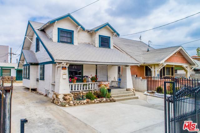737 W 53rd Road, Los Angeles (City), CA 90037 (MLS #18356748) :: Hacienda Group Inc