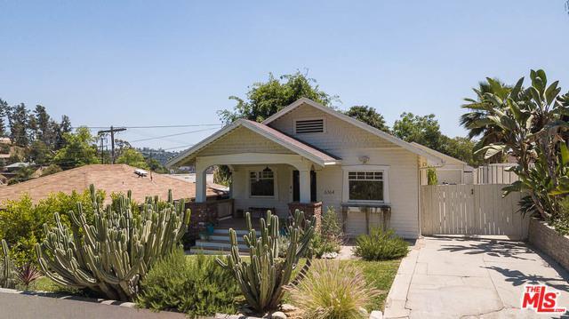 6364 Adelaide Place, Los Angeles (City), CA 90042 (MLS #18357196) :: Hacienda Group Inc
