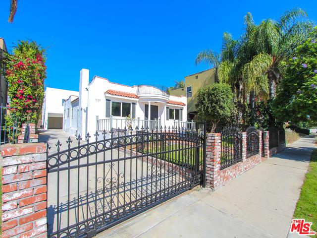 1029 Meadowbrook Avenue, Los Angeles (City), CA 90019 (MLS #18357308) :: Hacienda Group Inc