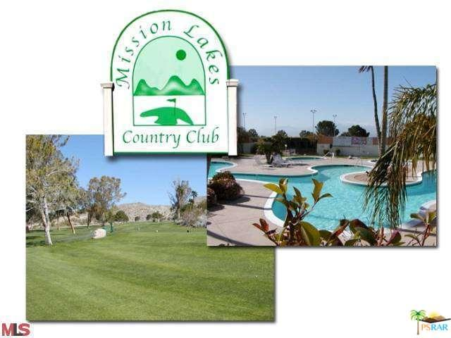 9639 Spyglass Avenue #46, Desert Hot Springs, CA 92240 (MLS #18357316PS) :: The John Jay Group - Bennion Deville Homes