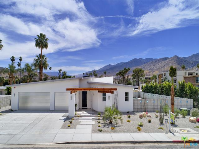 321 E Santiago Way, Palm Springs, CA 92264 (MLS #18357506PS) :: Brad Schmett Real Estate Group