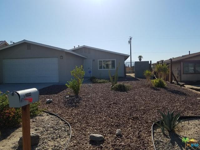 13800 Del Ray Lane, Desert Hot Springs, CA 92240 (MLS #18357540PS) :: Hacienda Group Inc