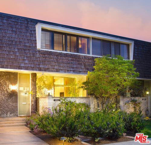 4782 La Villa Marina B, Marina Del Rey, CA 90292 (MLS #18357612) :: Hacienda Group Inc