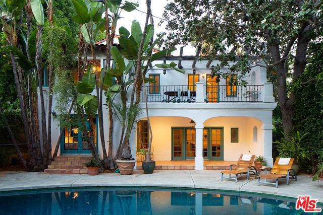 1829 Courtney Avenue, Los Angeles (City), CA 90046 (MLS #18357646) :: Hacienda Group Inc