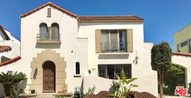 1180 S Tremaine Avenue, Los Angeles (City), CA 90019 (MLS #18357770) :: Hacienda Group Inc