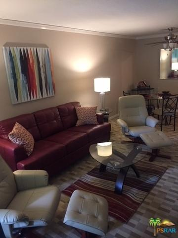2809 E Los Felices Circle #205, Palm Springs, CA 92262 (MLS #18359682PS) :: The John Jay Group - Bennion Deville Homes