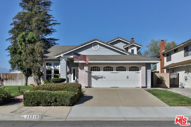 15529 Skyline Court, Chino Hills, CA 91709 (MLS #18360064) :: Team Wasserman