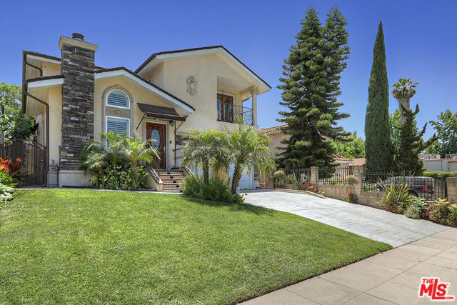 3324 Sunnynook Drive, Los Angeles (City), CA 90039 (MLS #18360182) :: Team Wasserman
